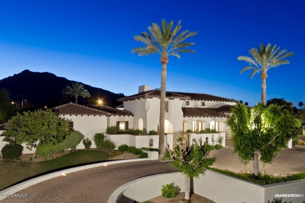Luxury home sold by Platinum Realty Network