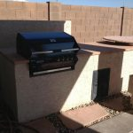 Beautiful Phoenix home grill