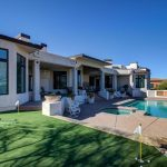 troon golf course home