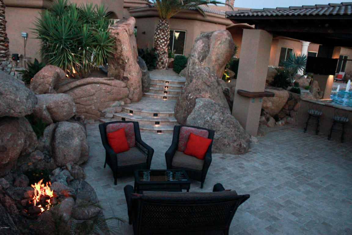 jaw dropping custom home with resort style backyard and 2 bedroom