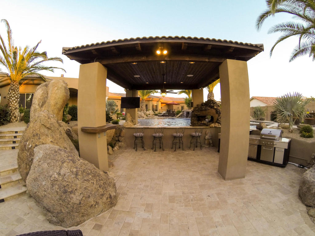 Jaw Dropping Custom Home With Resort Style Backyard And 2