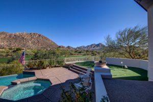 Mountain view, resort, custom home