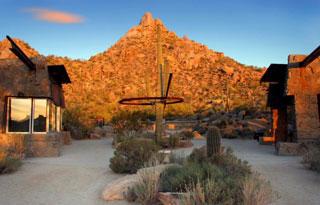Scottsdale mountain park