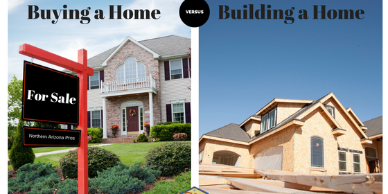 Buying a house vs building a house costs 28 images for Cost to build a house in arizona