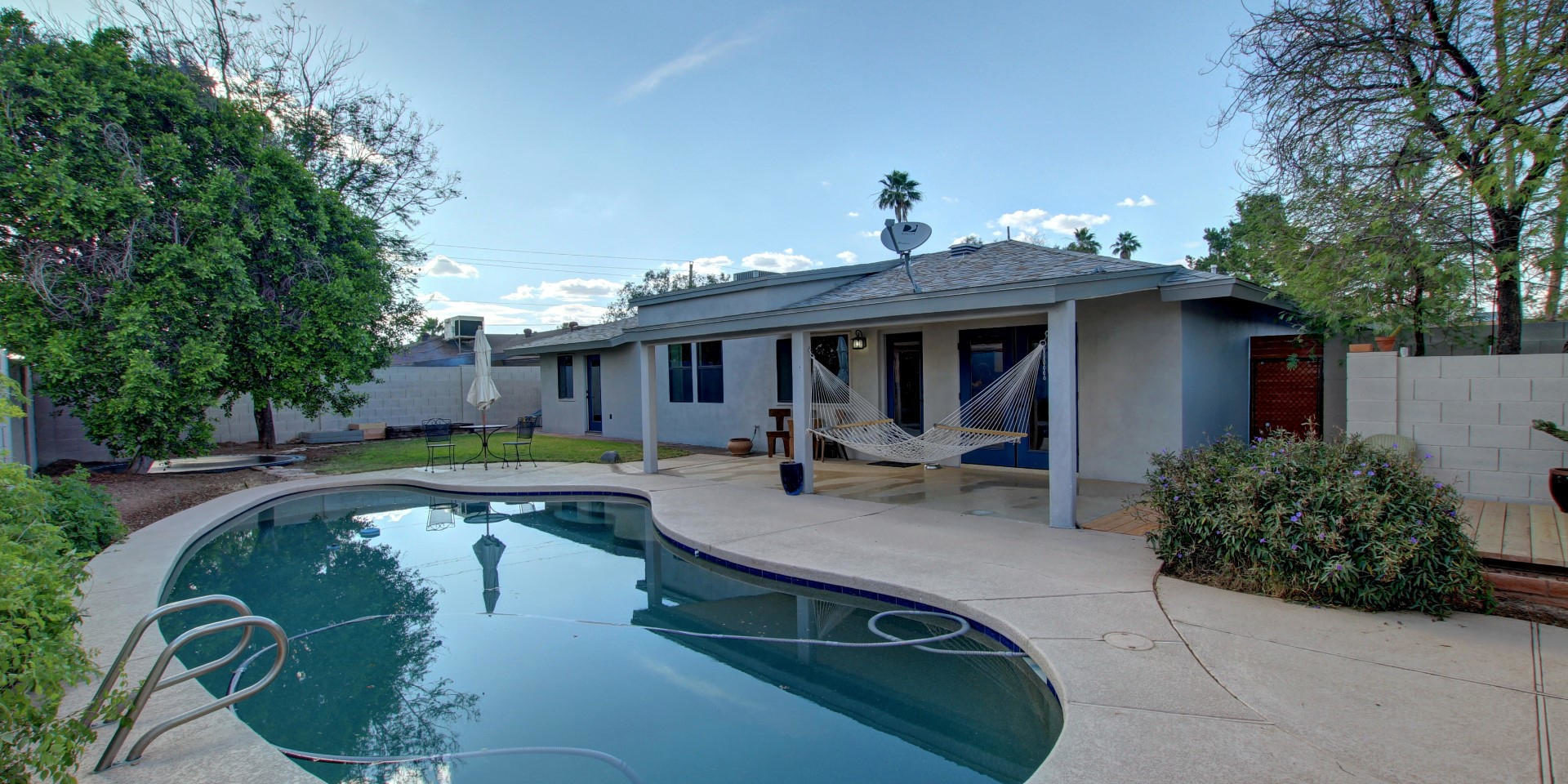 Tempe Arizona Home With Pool Available Now - Platinum Realty Network Carefree AZ