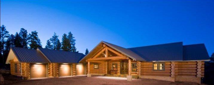 Williams Arizona Log Home Mountain Cabin