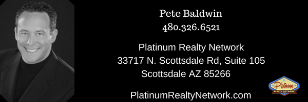 Pete Baldwin with Platinum Realty Network